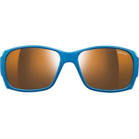 Julbo Monterosa Cameleon Sunglasses Women Blue/Turquoise-Brown